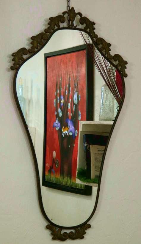 La Petriola, cantina d'arte. Riflessi artistici allo specchio