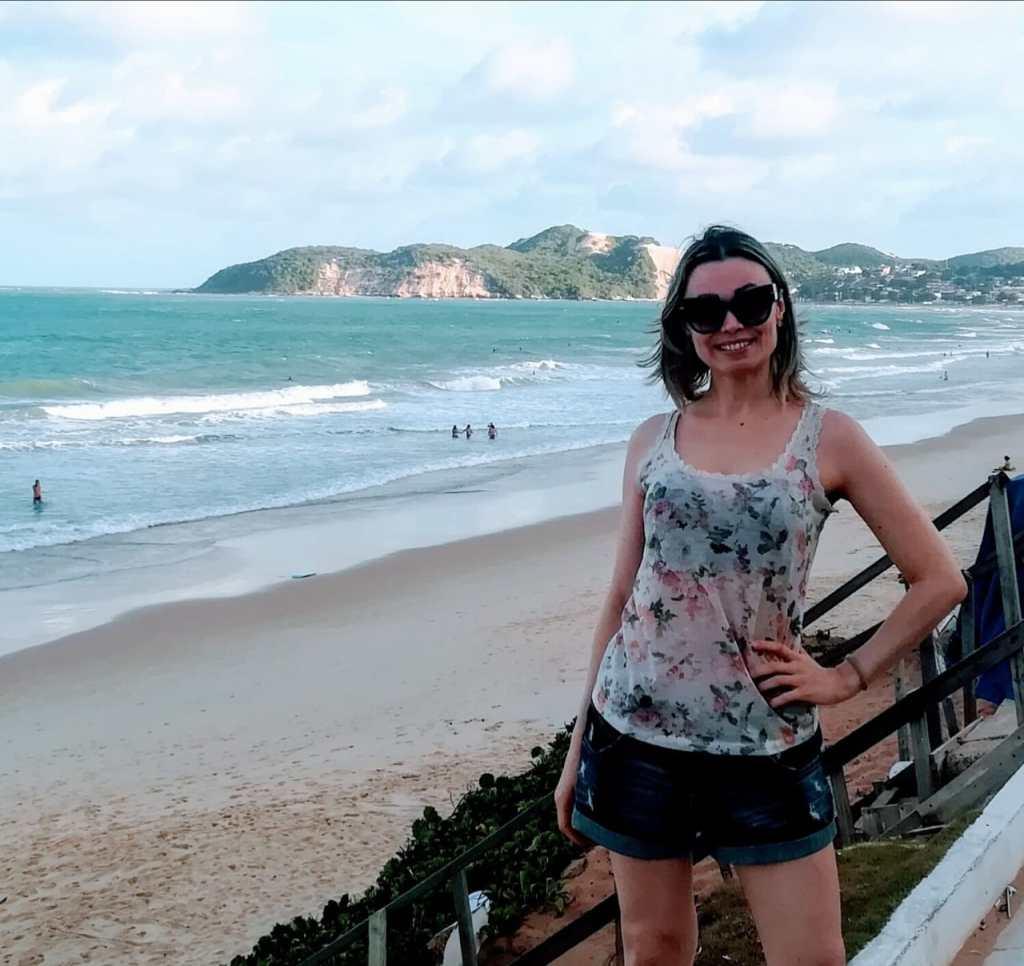 """""""Scrivo"""" - Camille Relvas nel suo mare del Brasile"""