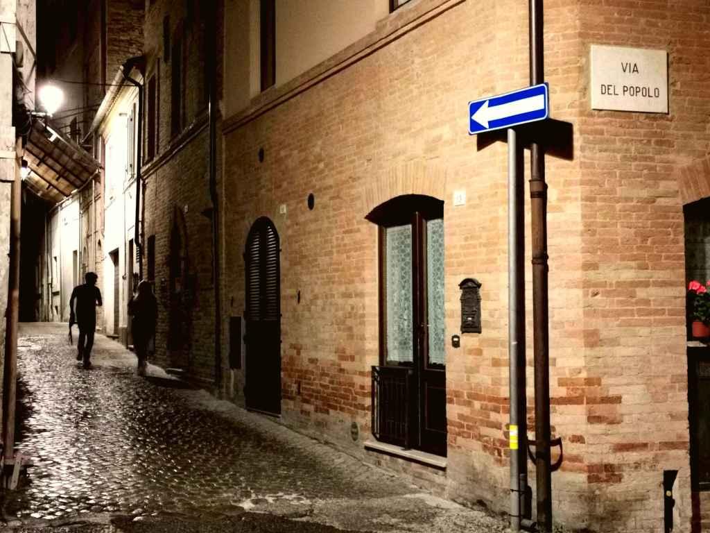 """Fate i Fioretti. Quelle vie che portano al """"Fondaccio"""". Foto di B. Olmai"""