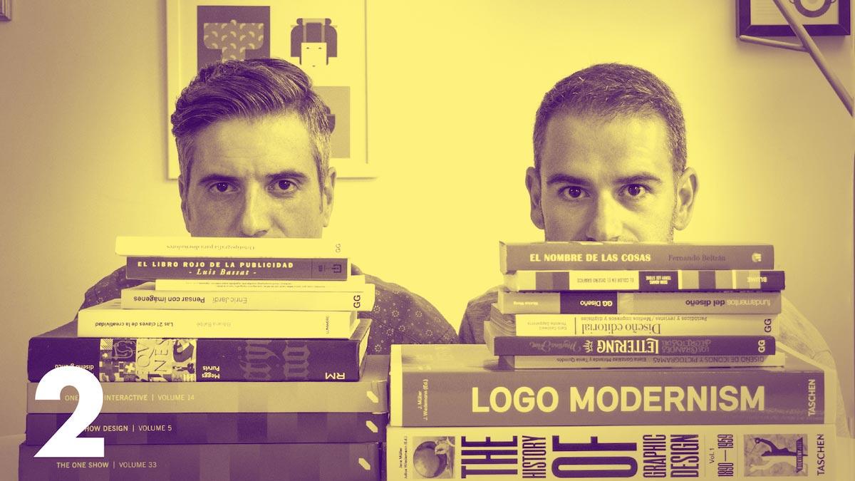 SUBE DE NIVEL Los mejores LIBROS de diseño, publicidad y creatividad.