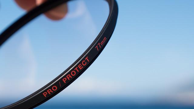 Filtro protettivo Manfrotto 77mm