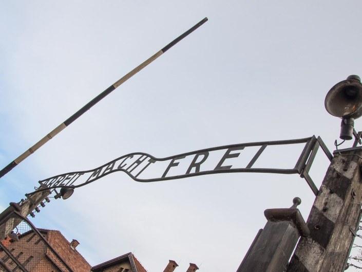 Un giorno ad Auschwitz