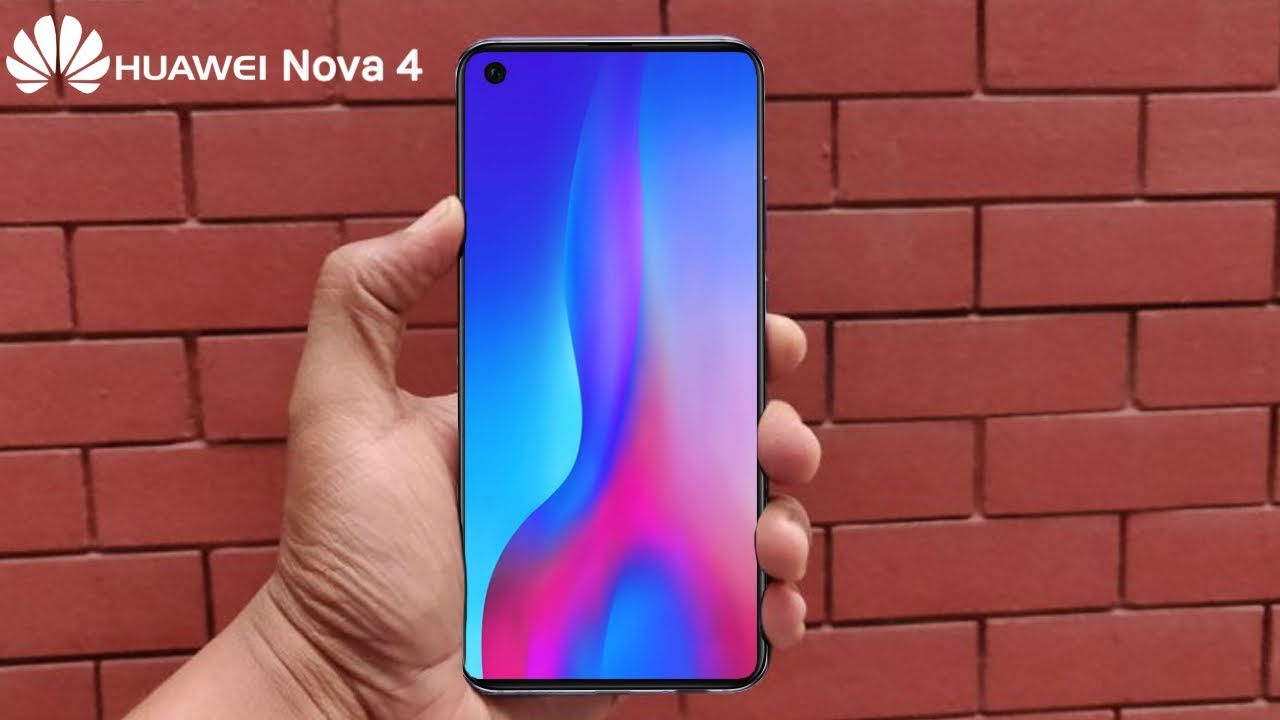Huawei Nova 4 display
