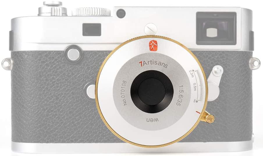 7Artisans 35mm f/5.6 Pancake Leica M