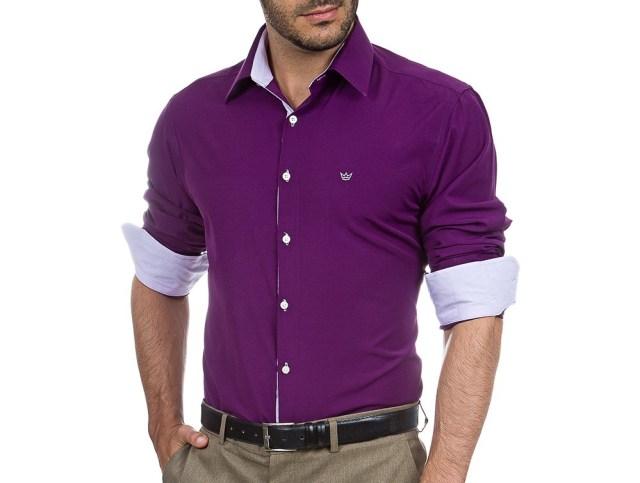 camisa ultravioleta