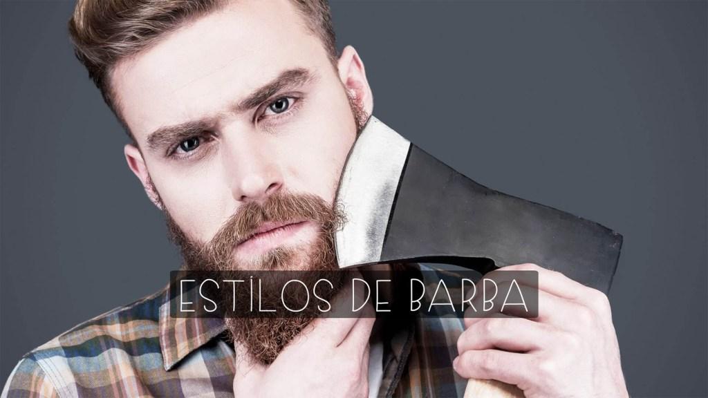 5 estilos de barba