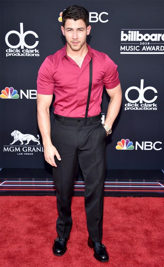Nick Jonas Billboard 2018