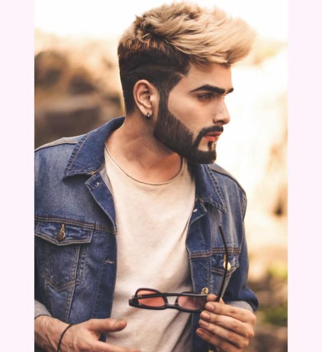 barba pigmentada