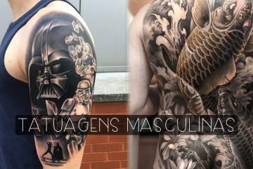 tatuagens masculinas - como escolher