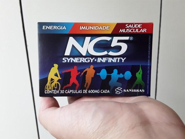 suplemento NC5 da sanibras