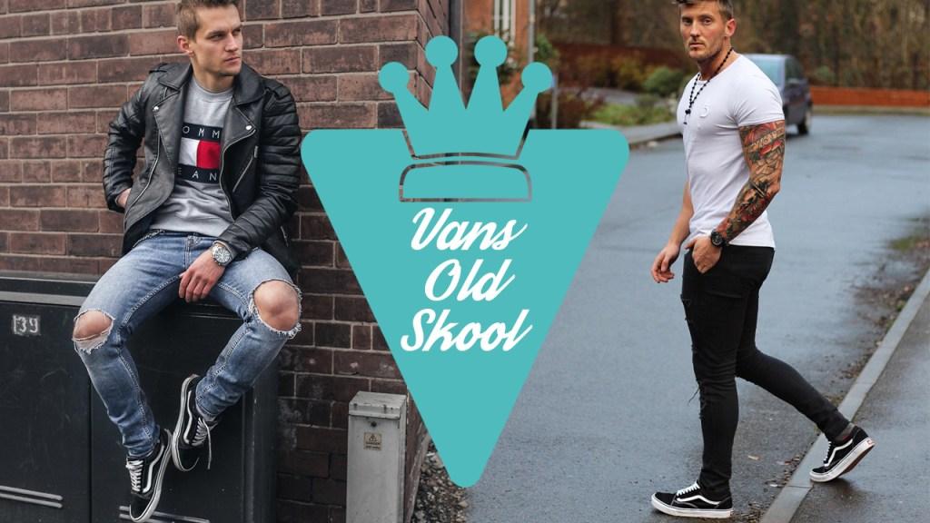 Tênis Vans Old Skool