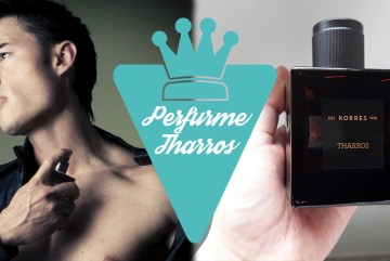 Perfume Tharros da Korres
