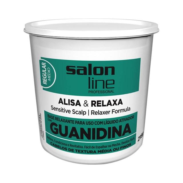 Guanidina da Salon Line é boa