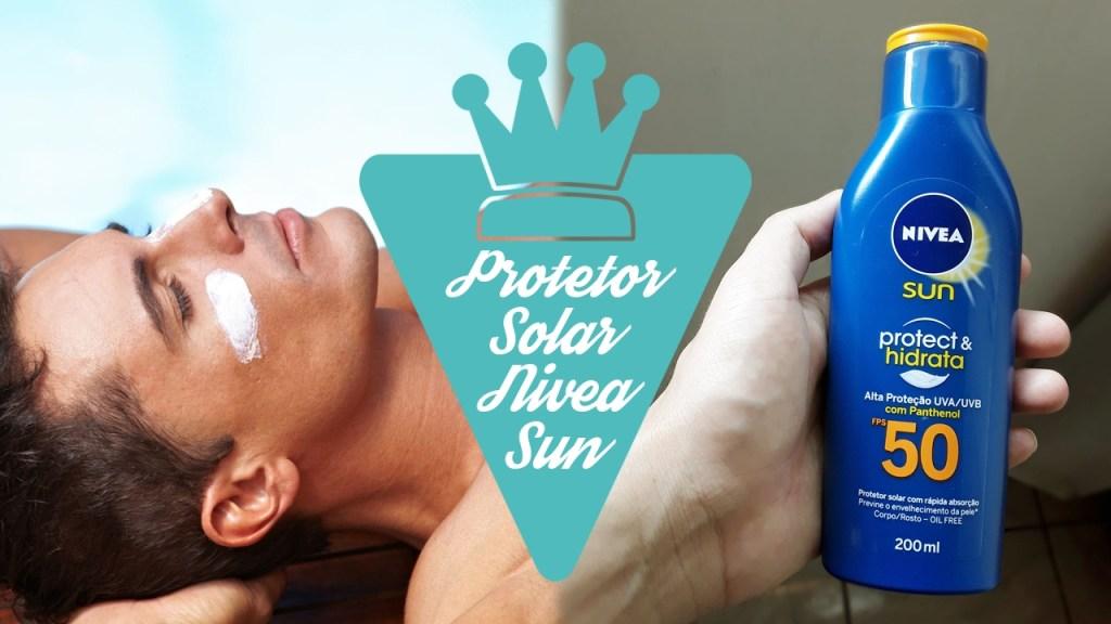 Nivea Sun Protect e Hidrata