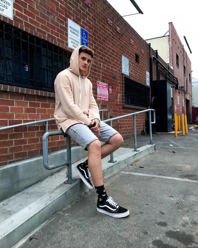 Outfit streetwear do Alex Mapeli