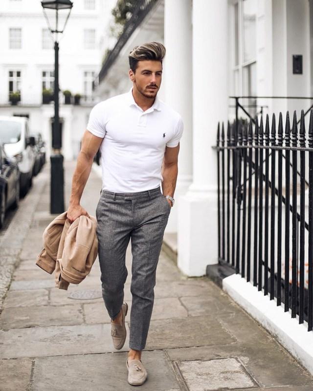 Moda masculina: como usar camisa Polo