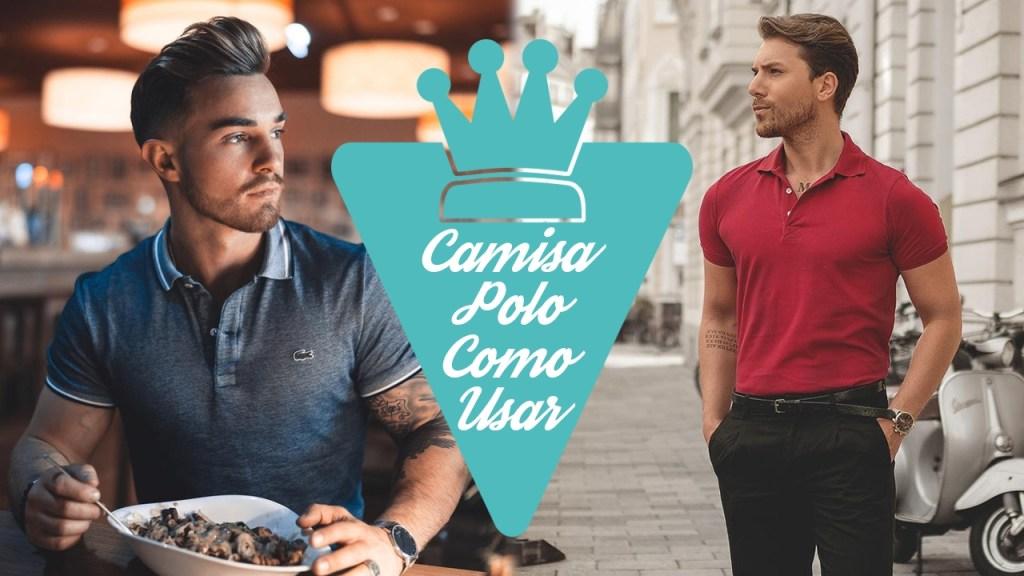 Camisa Polo masculina: como usar