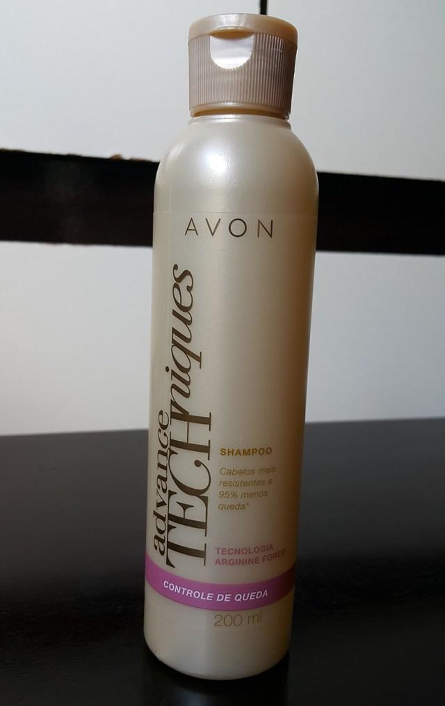 Shampoo antiqueda Advance Techniques