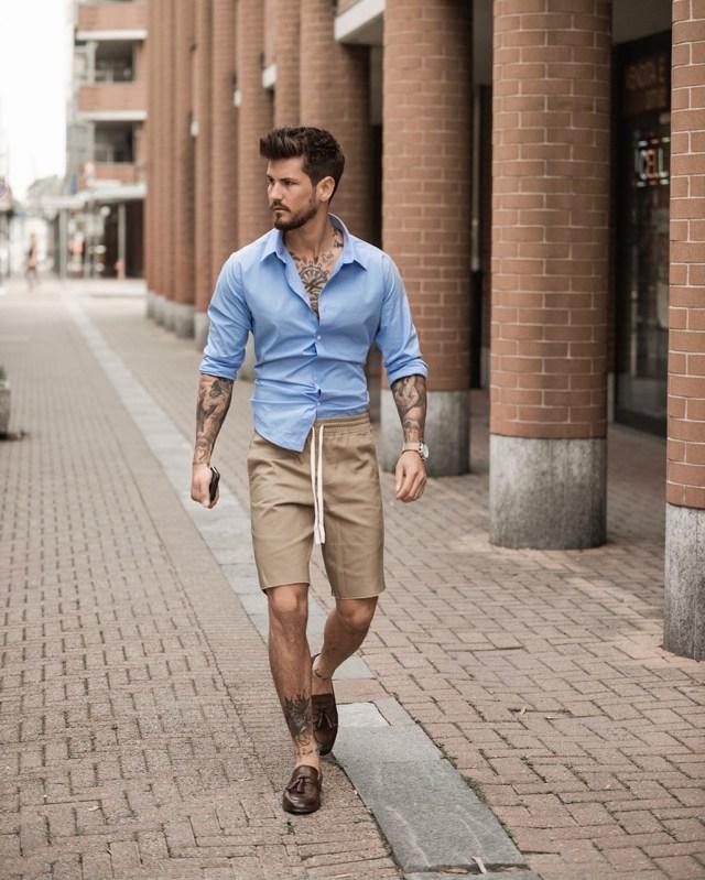Looks de primavera: moda para homens