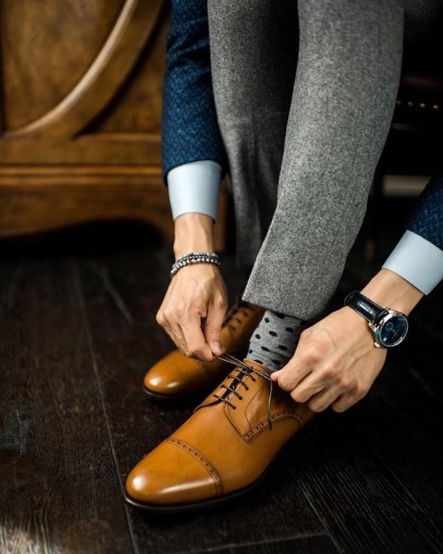 Moda para homens: Modelos de sapato masculino