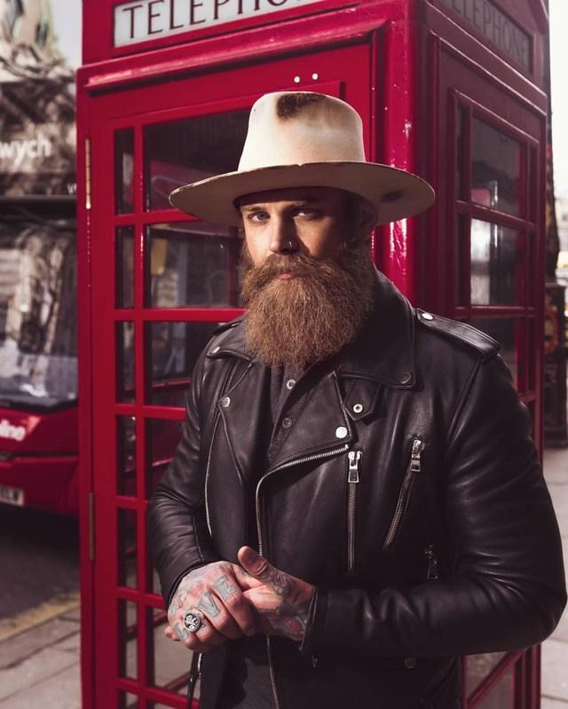 Moda masculina: jaqueta de couro perfecto
