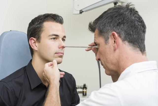 Estética para homens: rinoplastia