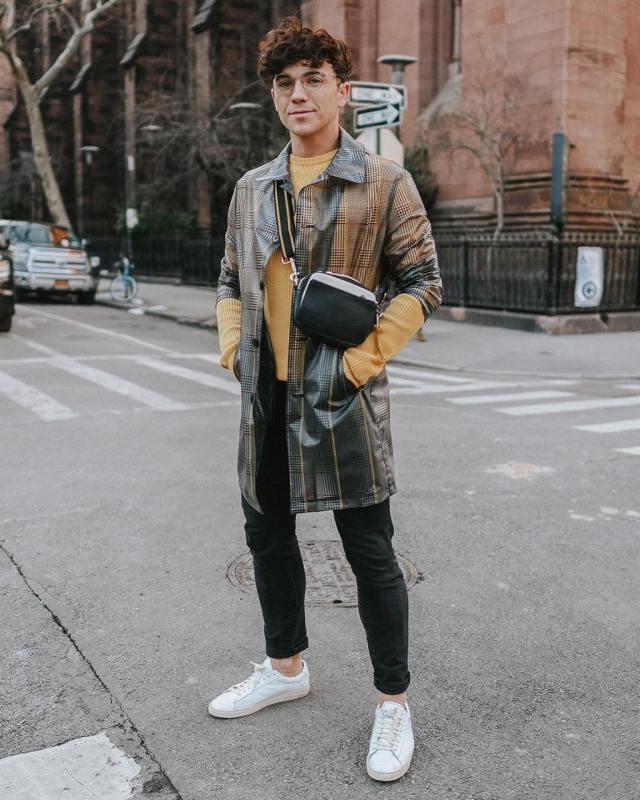 Moda masculina outono invermo