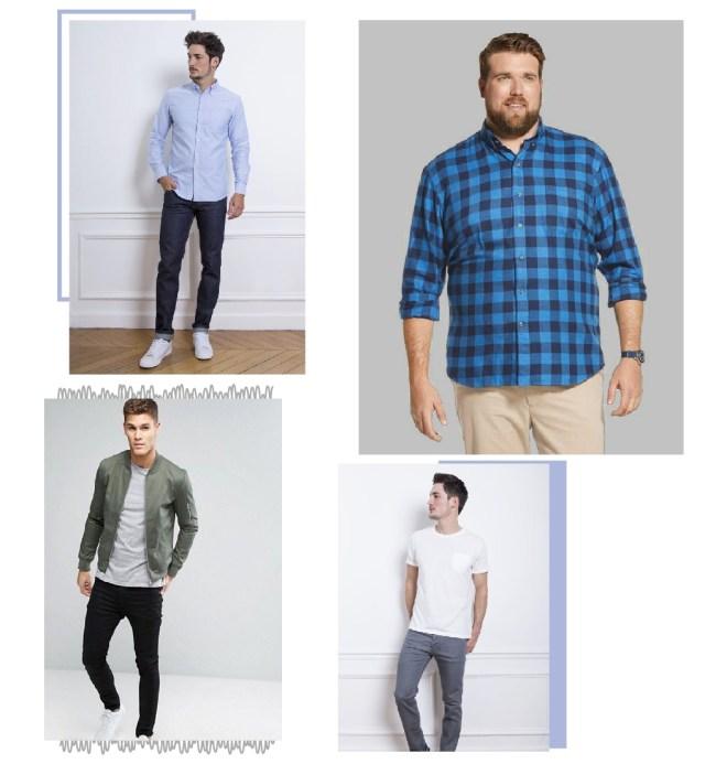 Moda masculina: peças básicas