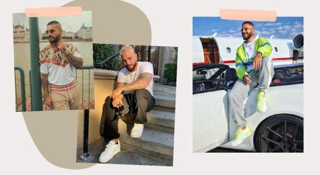 Moda para homens: estilos de famosos