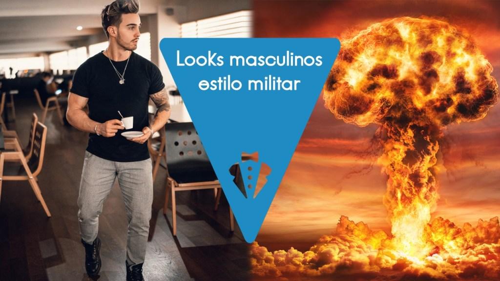 Looks masculinos para a Terceira Guerra Mundial