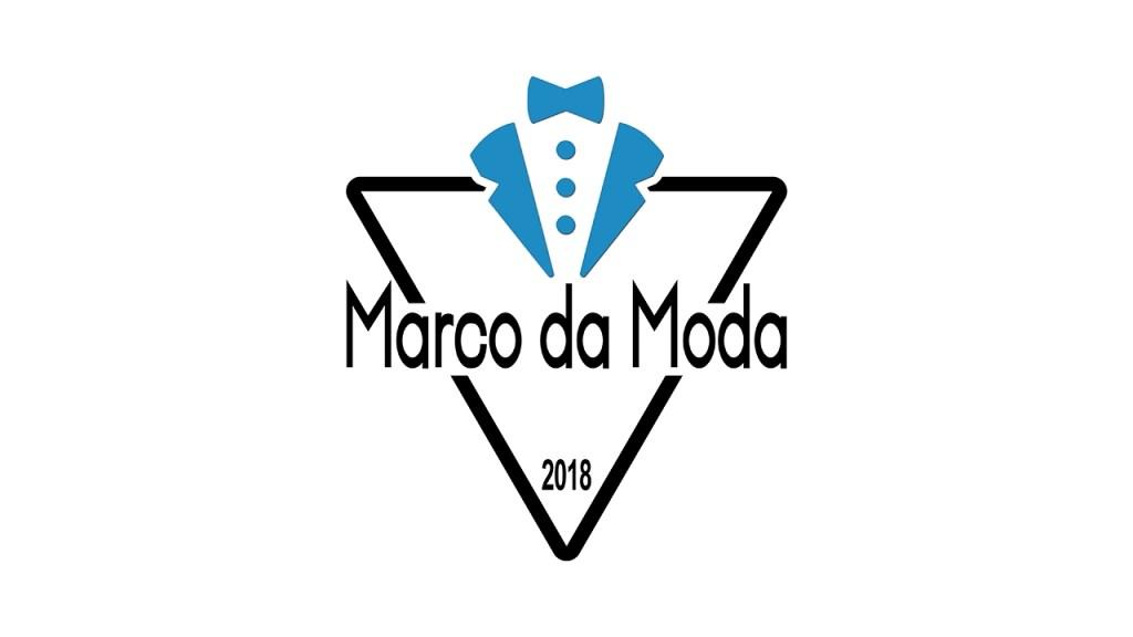 Logo novo Marco da Moda