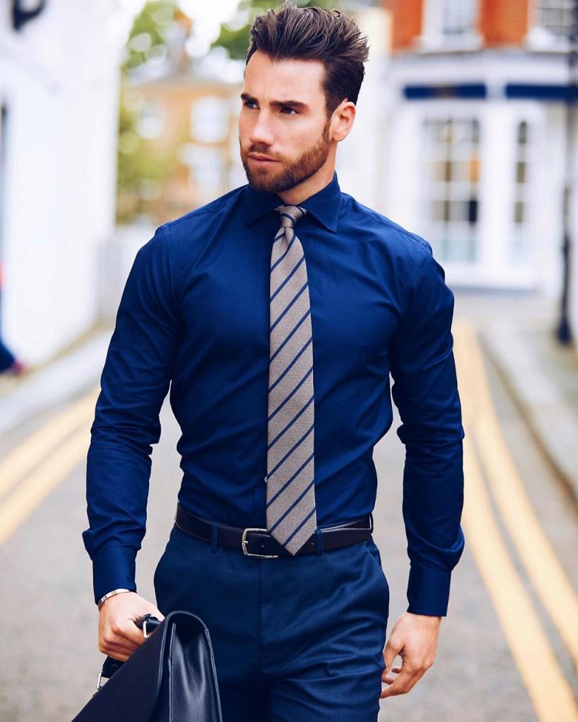 Fashion for men: accessories