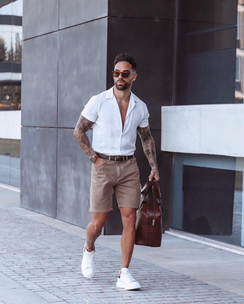 Look masculino casual para o verão