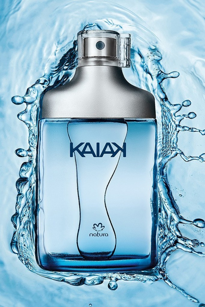 Perfume Kaiak masculino clássico