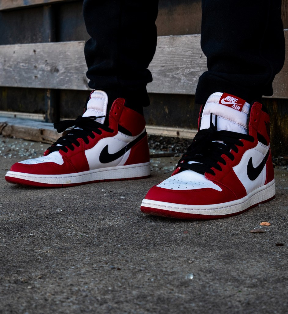 Moda masculina: Nike Air Jordan