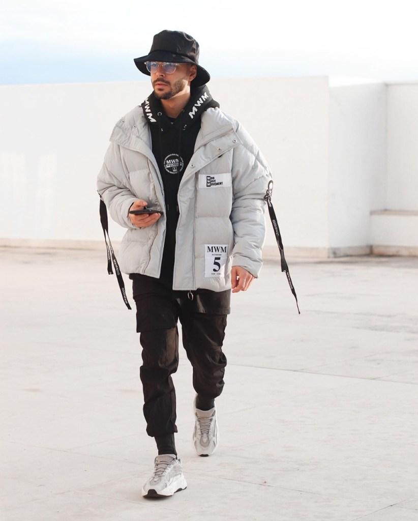 Estilo swag: moda para homens