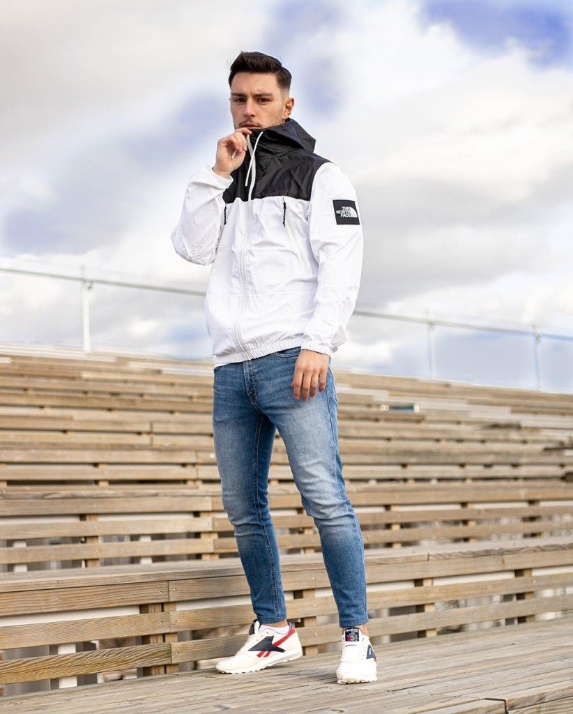 Mens outfit streetwear