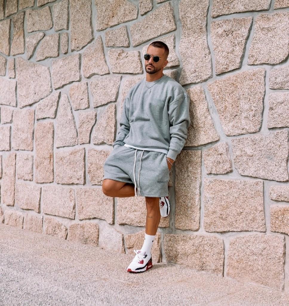 Men's Fashion street style