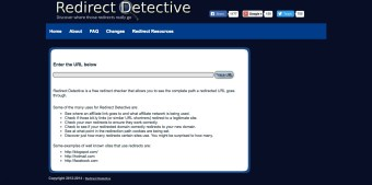redirectdetective