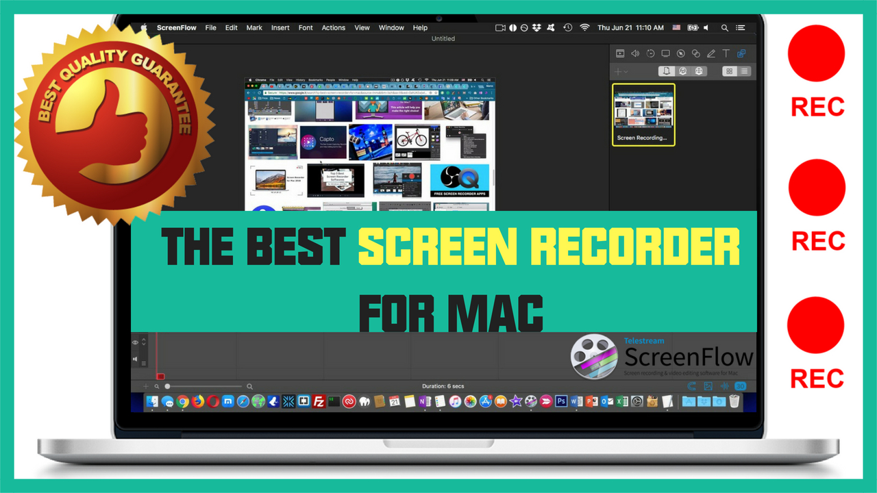 Best Screen Recorder For Mac   ScreenFlow Trial   Marco Diversi