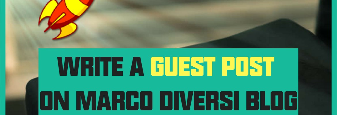 guest post on marco diversi blog