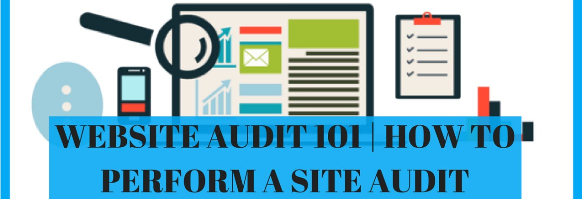 site audit 101