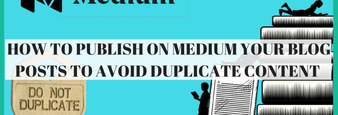 how to publish on medium