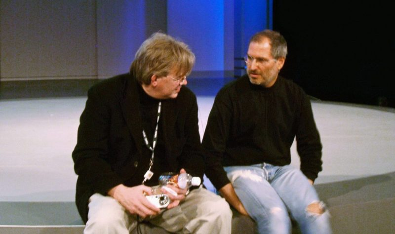 steve jobs interviewed