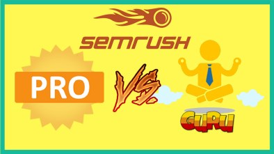 differenza semrush pro e guru