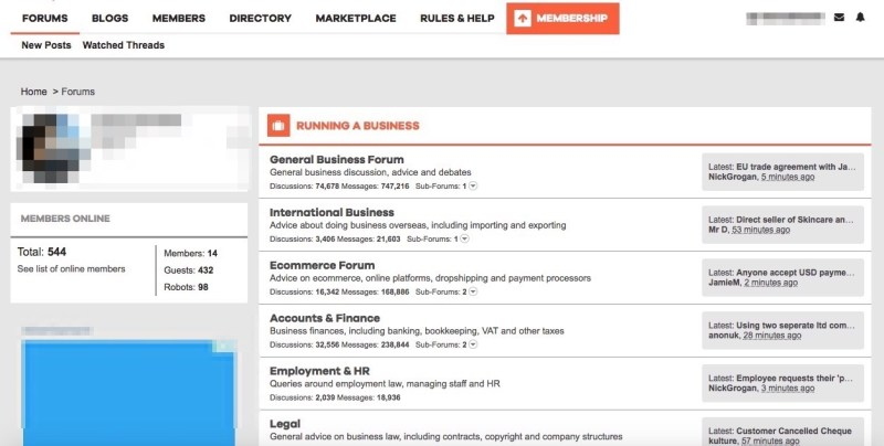 19 Best Affiliate Marketing Forums To Learn Internet