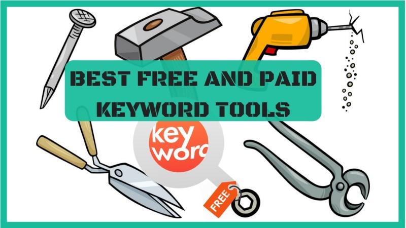 free keyword tools