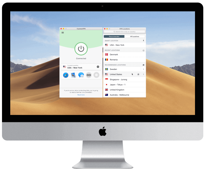 expressvpn on mac