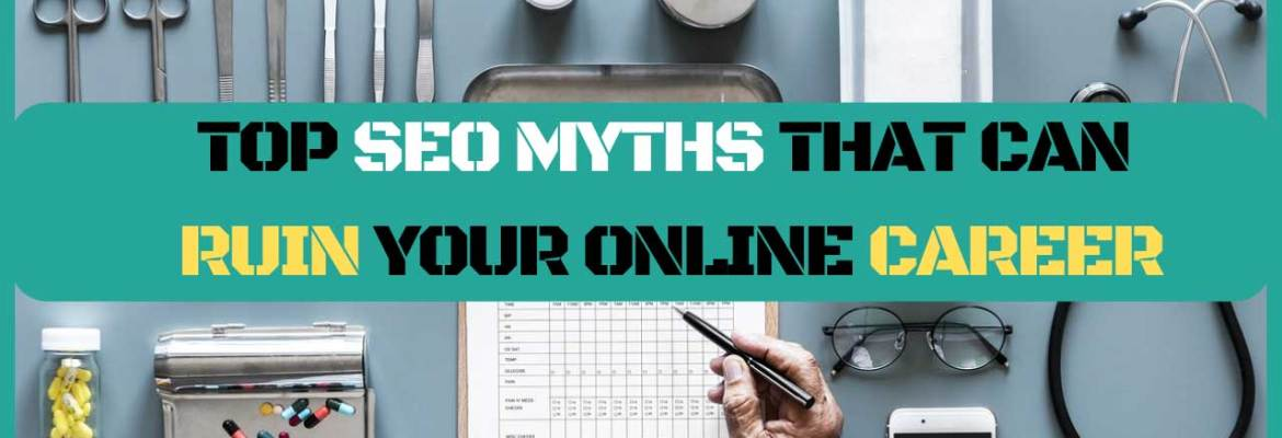 top seo myths