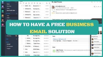 business email free